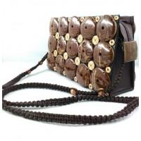 Coconut Handbag (long handle)