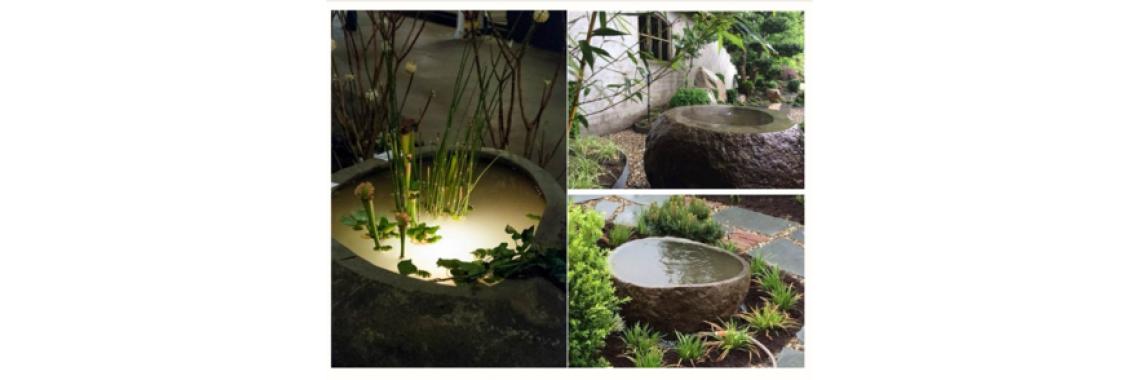 Riverstone Tub