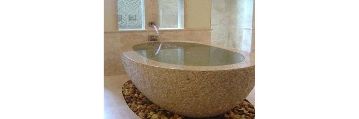 Natural Stone Baths