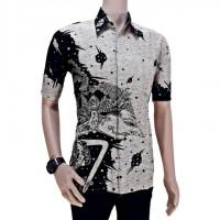 Batik Short Sleeve Shirt