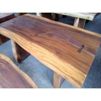 Suar Wood - 3 Piece Kitchen Furniture Set